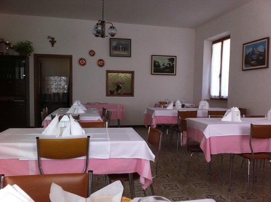 """Ussita, Italy: Ristorante """"La Fonte"""""""