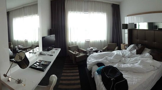 WestCord WTC Hotel Leeuwarden: panoramica camera