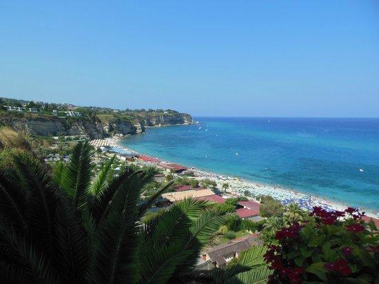 Hotel Terrazzo Sul Mare: vista dalla terrazza