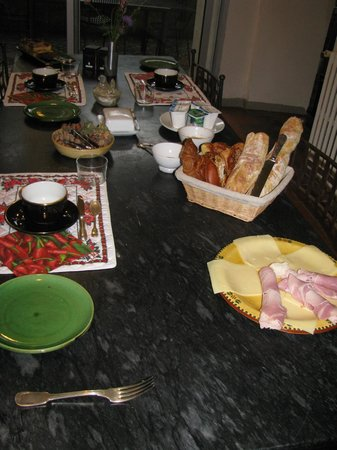 Maison Trivalle : more breakfast