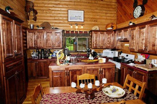 Main Brook, Kanada: Kitchen