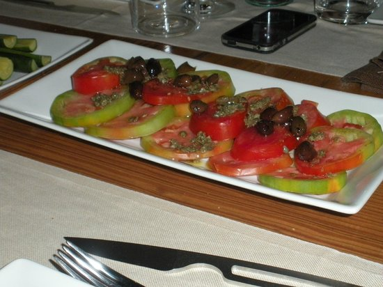 Enoteca Zona d'Ombra : pomodori