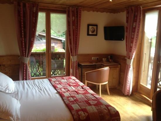 Auberge du Manoir: Room #6, the best