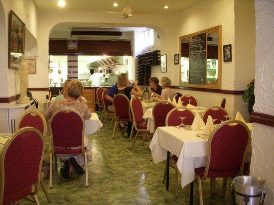 Gigi's: Restorante & Open Kitchen