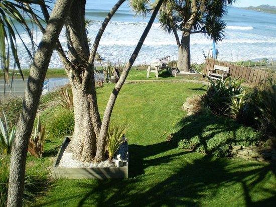 Mike & Jennys Kaka Point Accommodation: View