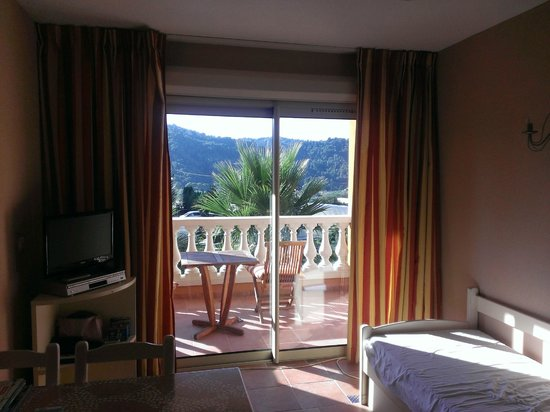 Lou Castelet Restaurant Residence Hoteliere : living room