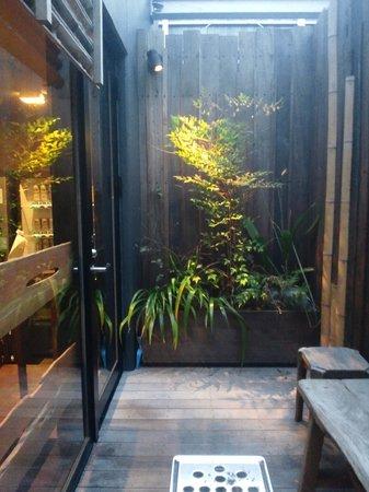 Dormy Inn Mishima: 喫煙所