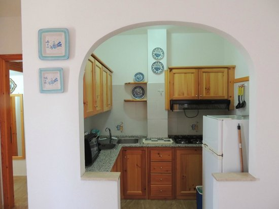 Residence Biriola : Kitchen