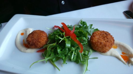The Five Fishermen : Lobster Croquettes