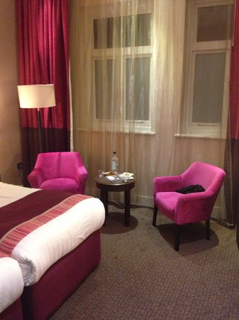 DoubleTree by Hilton Hotel London - Marble Arch: Great room
