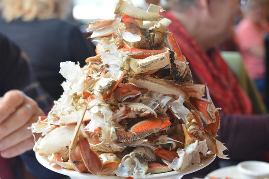 George Inlet Crab Feast: Yes We Understand the meaning of All You Can Eat