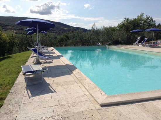 Agriturismo Niccolai - Palagetto di sotto: Pool Area