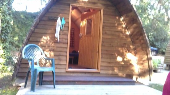 Ruthern Valley Holidays: Wigwam