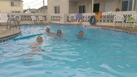 Luna-Mar Motel: pool