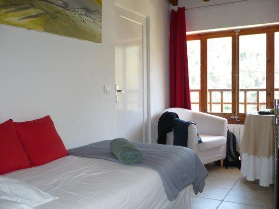 Fornalutx Petit Hotel: EZ unter dem Dach_1