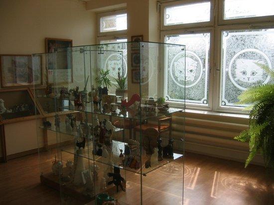 Siauliai, Litauen: The Cat Museum!!