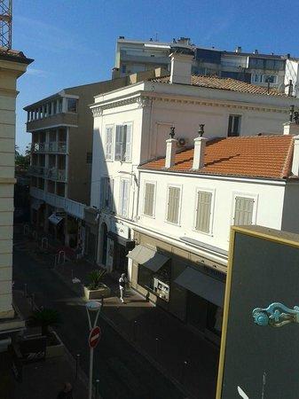 Hotel Le Mistral: vista