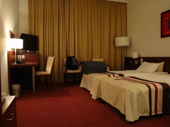 Best Western Premier Krakow Hotel: Camera da letto