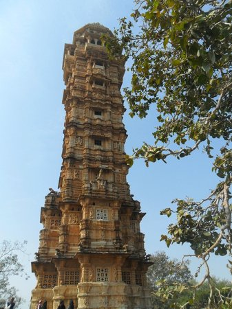 Vijay Stambha : Splendida torre