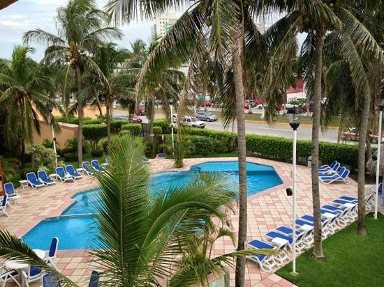 Hotel Jaragua: alberca