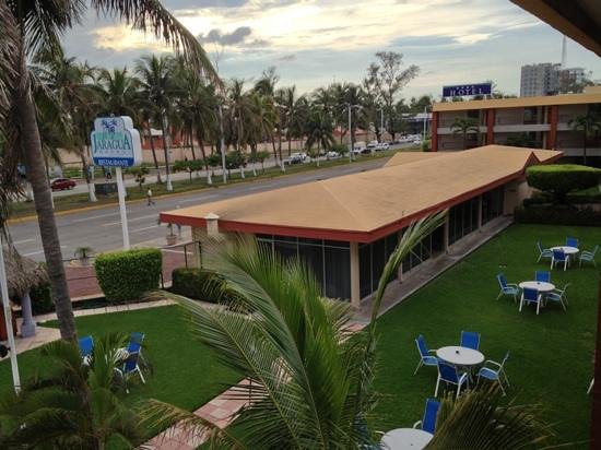 Hotel Jaragua : restaurante
