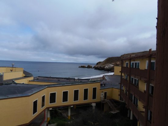 Best Western Plus Lighthouse Hotel: view from the room