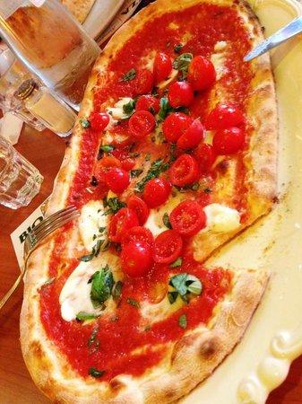 Bio Pizza: Pizza Regina!