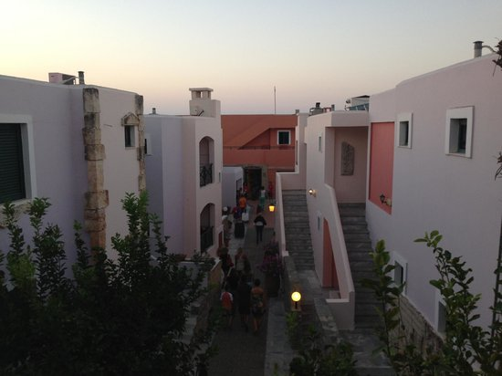 Eden Village Kournas : Vista dalla nostra camera