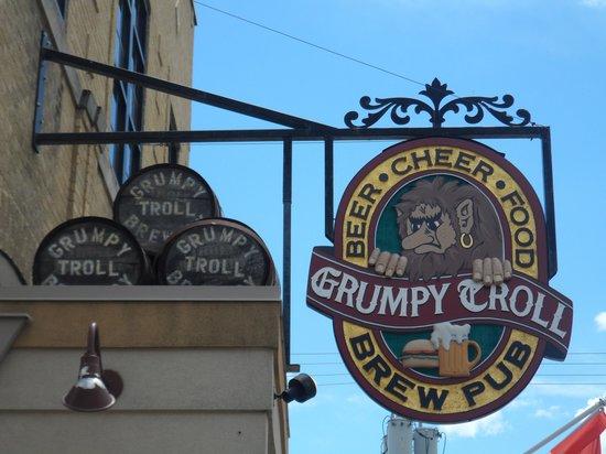 Grumpy Troll Pub & Brewery: Grumpy Troll