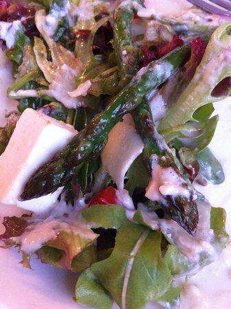 Tigh Na Cloich Hotel: Fabulous food!