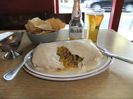 Orale Orale Mexican Restaurant: my choice of the day