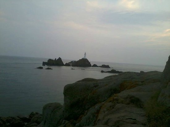 Highlands Hotel: Corbiere light house