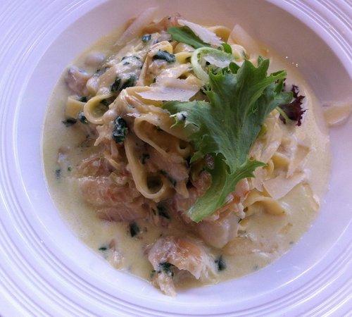 Tigh Na Cloich Hotel: Wonderful menu!