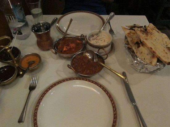 Apsara Restaurant: 5