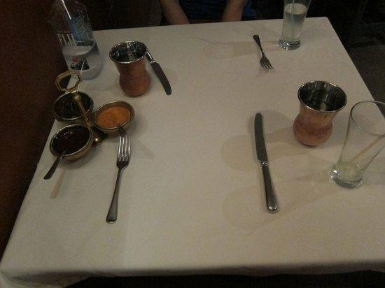Apsara Restaurant: 8