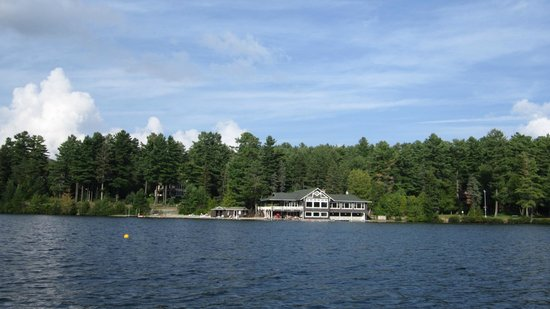 Crowne Plaza Lake Placid: The Boathouse