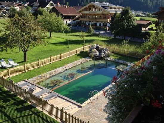Hotel Garni Rauchenwalderhof : natural pool