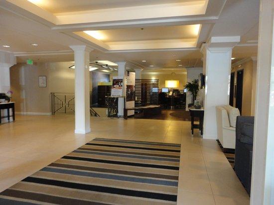 Sheraton Bellevue: Sheraton Lobby