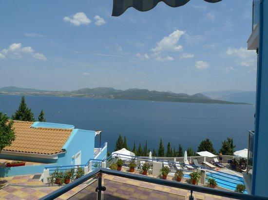 Adriatica Hotel Apartments : Adriatica φωτο από το δωμάτιο