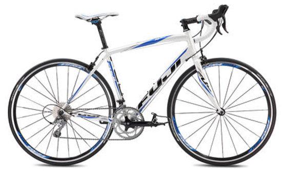 Great Bike Tours: Road bike (Fuji Sportif 1.3c)