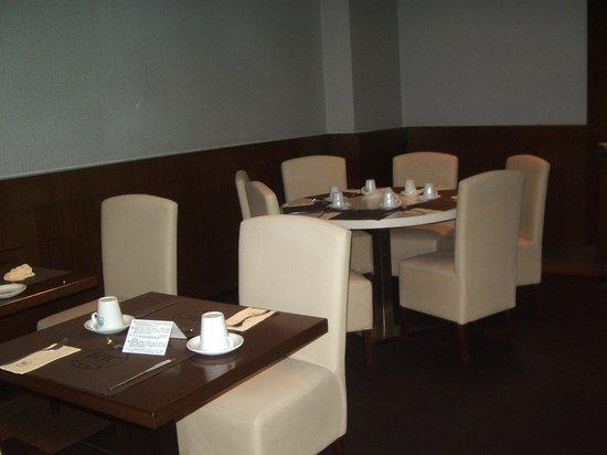 Hotel Colonial Barcelona : Breakfast room