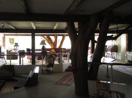 Stowehof Inn: Living Room