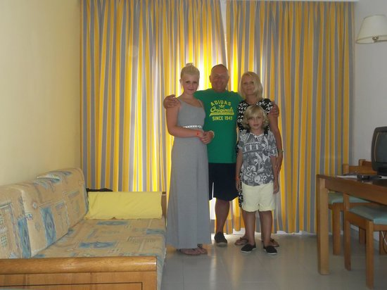 Gavimar Ariel Chico Club Resort: main room