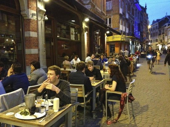 Photo of BBQ Joint Resto Ribs at Parijsstraat 24-26, Leuven 3000, Belgium