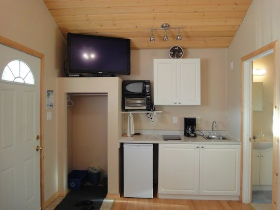 Wilderness Creek Cabins: everything you need