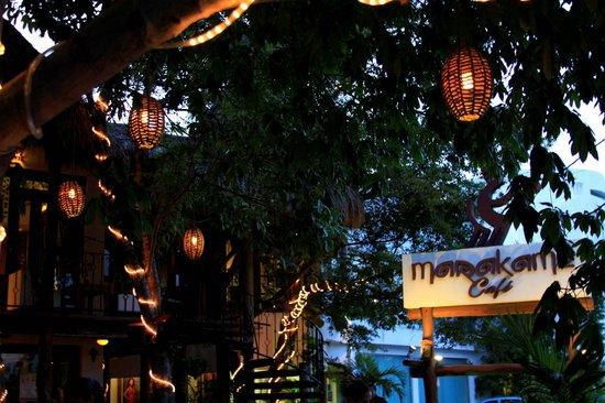 Restaurante Marakame