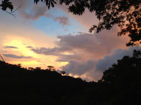 Monteverde Cloud Forest Lodge: Sunset