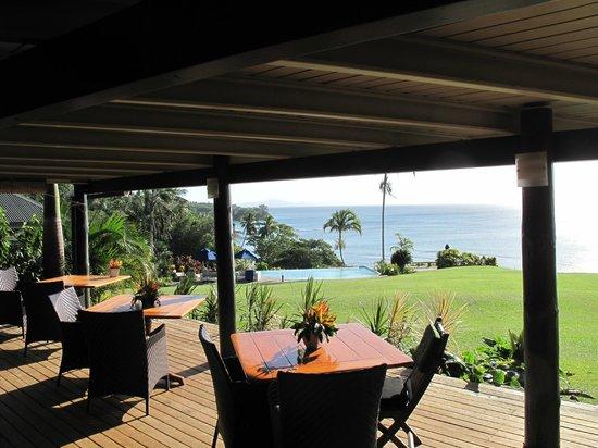 Taveuni Island Resort & Spa: Restaurant
