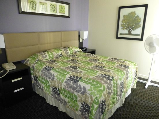 WorldMark The Canadian: Bedroom with ensuite