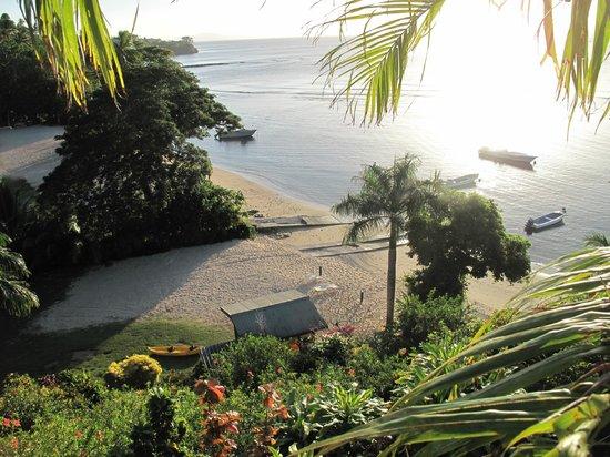 Taveuni Island Resort & Spa: Hotel's beach